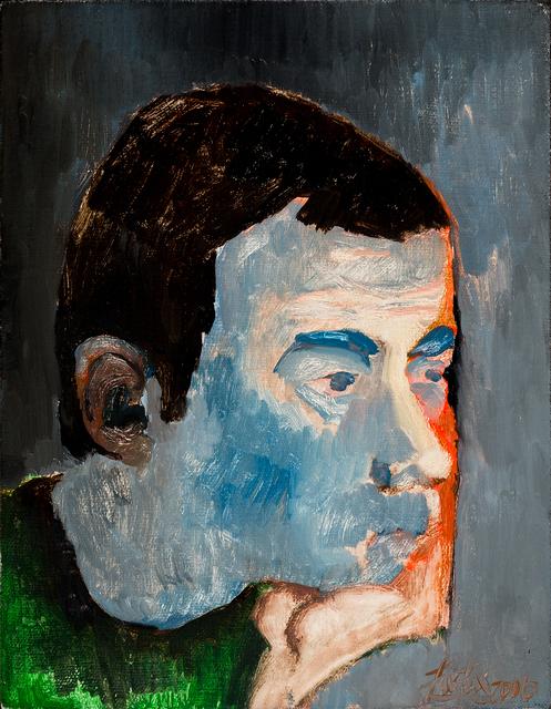 Zhao Zhao, 'Self-Portrait', 2016, Lin & Lin Gallery