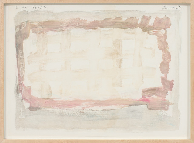 , 'Composition,' 1998, House of the Nobleman