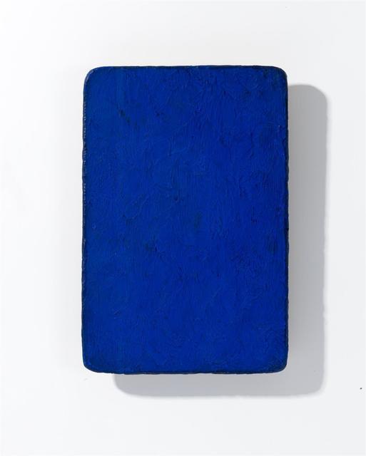 , 'Monochrome bleu, IKB 280,' 1957, Templon