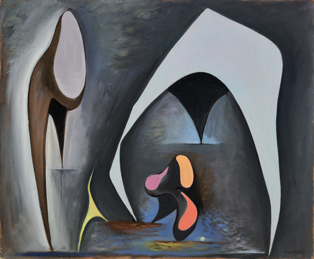 , 'Magical Forms,' 1945, Louis Stern Fine Arts