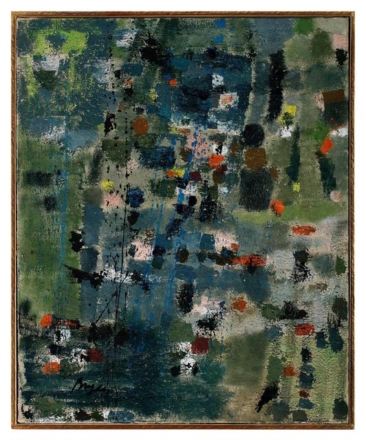 , 'Composition ,' 1957, Galerie F. Hessler