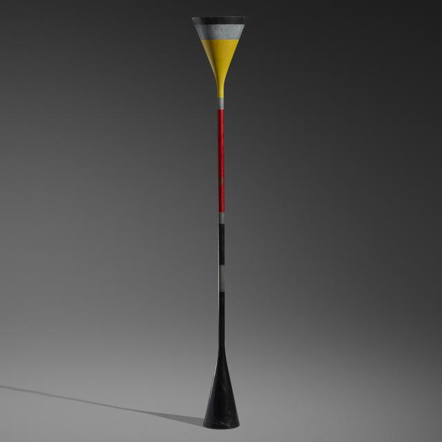 Ettore Sottsass, 'Rare floor lamp, model 12731', c. 1958, Wright