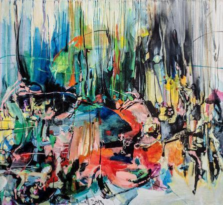 , 'Above ,' 2013, Artemisa Gallery