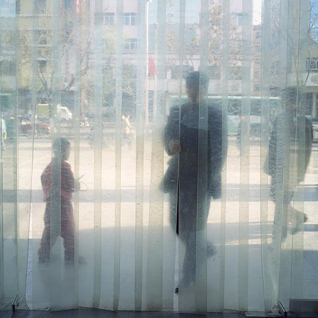 , 'Plastic Curtain, China,' 2015, Lee Marks Fine Art