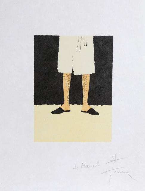 René Gruau, 'Le Jules', ca. 1990, RoGallery
