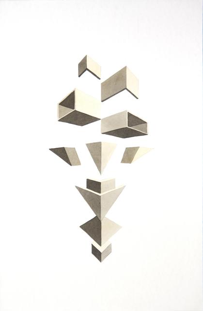 , 'Study 12,' 2014, Nora Fisch