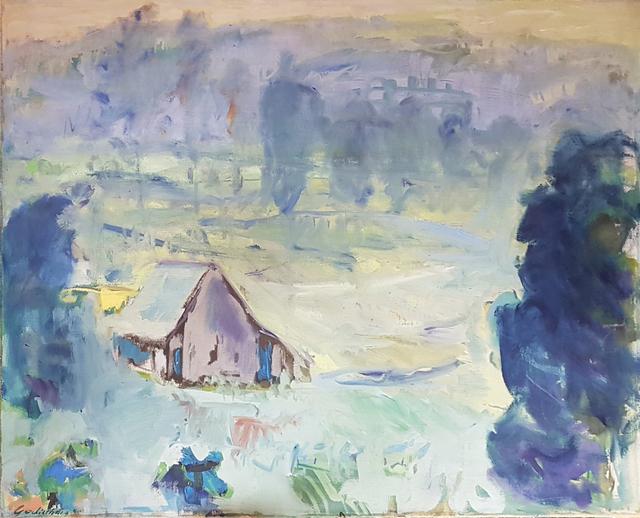 Ernst Gradischnig, 'Morgentau (Morning dew)', 1995, Galerie Lehner