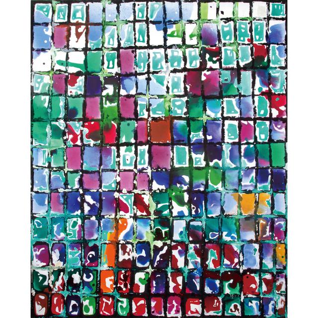 , 'Spiritual harmony Ⅲ-2,' 2015, Gallery Pakyoung