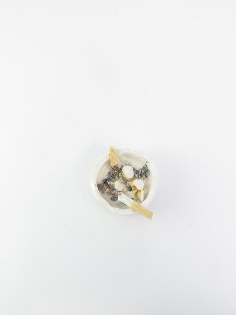 , 'Ashtray,' 2015, V1 Gallery