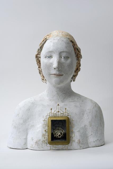 , 'Buste reliquaire avec boule eclairee,' 2016, Slete Gallery