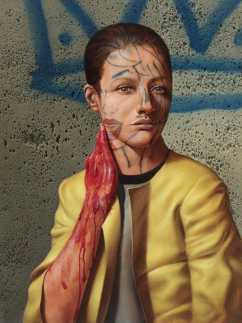 , 'Mercury, Take My Hand,' 2018, Gallery Poulsen
