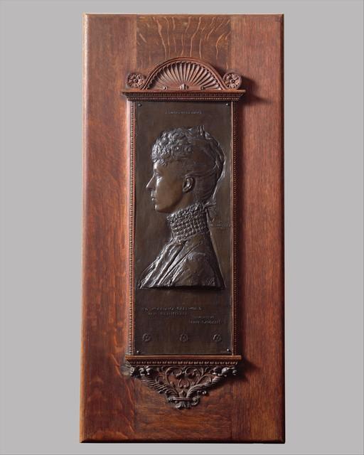 Augustus Saint-Gaudens, 'Mrs. Schuyler Van Rensselaer (Mariana Griswold)', 1888-cast 1890, The Metropolitan Museum of Art