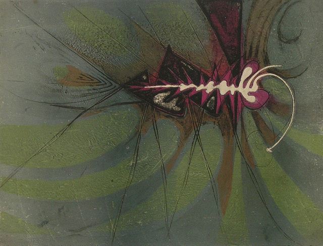 , 'Insect (Butterfly),' 1952, Dolan/Maxwell