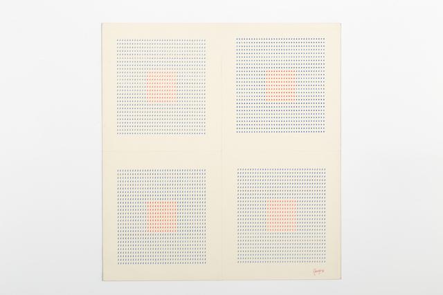 , 'Dattilocodice # 1 / Typecode # 1,' 1978, Tiziana Di Caro