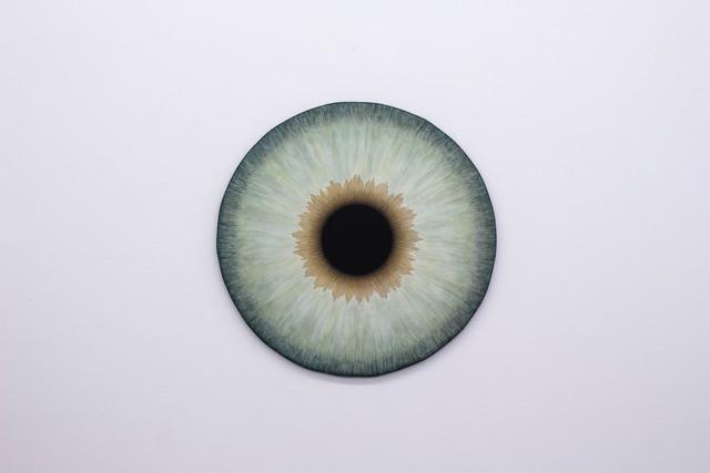 , 'Iris VI,' 2018, Belenius