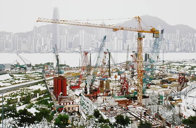 , 'Constructive Destruction,' 2015, Blindspot Gallery
