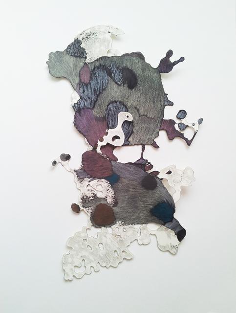 , 'Pristine II,' 2017, DAS ESSZIMMER