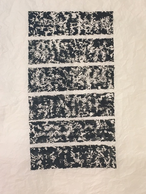 , 'Wrinkled Rice Paper,' , Keene Arts