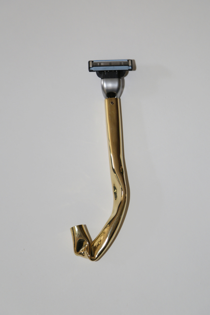 Soft Baroque, 'Bashed Brass Razor', 2019, Etage Projects
