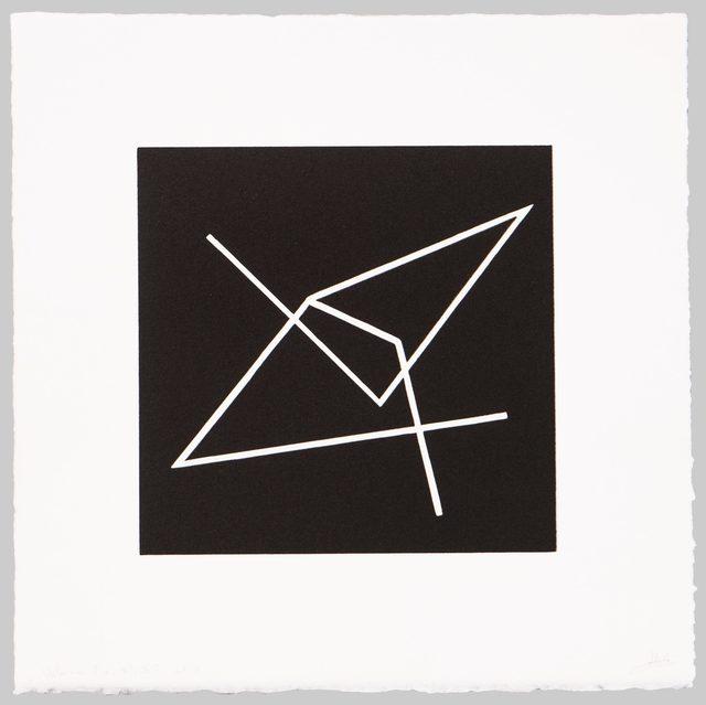 , 'Volume 8a,' 2017, Galerie Marie-Robin