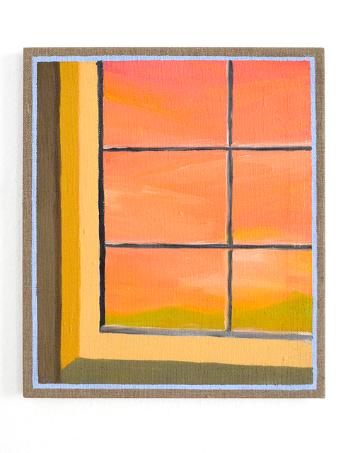 , 'Window Sunrise,' 2016, Galleri Urbane