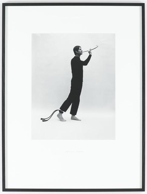 Sigurdur Gudmundsson, 'Japanese Drawing', 1979, Photography, Silverprint on fiberbased paper, text, i8 Gallery