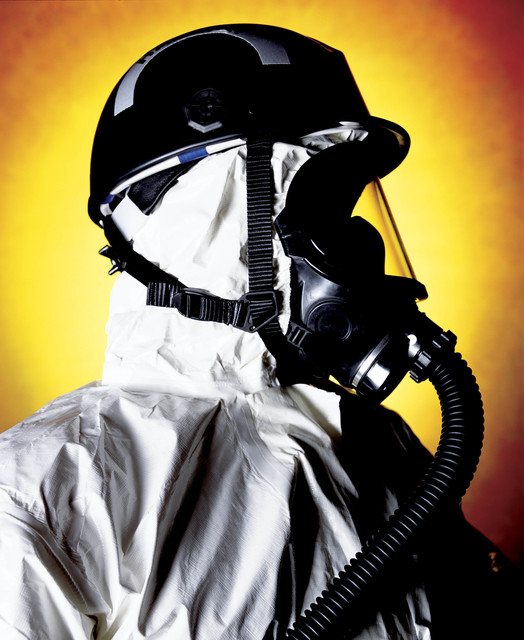 , 'Thomas Buda, Hazmat Chemical Biological Weapons Reponse Team (America),' 2002, Galerie Nathalie Obadia
