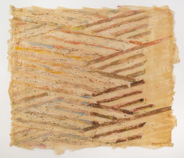 , 'Untitled,' 1972, Albertz Benda