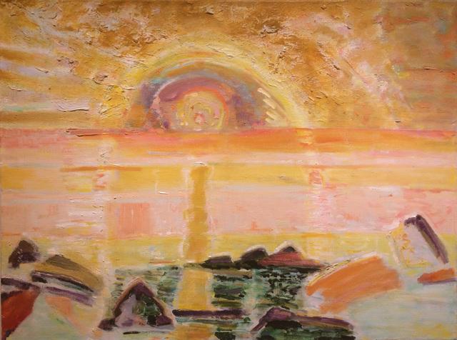 , 'Sun,' , Alpha Gallery
