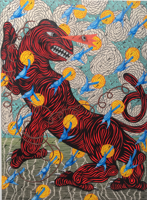 , 'Unbound Beast,' 2017, Bruno David Gallery & Bruno David Projects