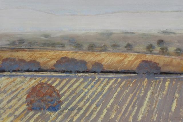 , 'Line Study,' 2015, Desta Gallery