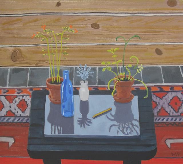 , 'Miner's Table,' 2016, Tayloe Piggott Gallery