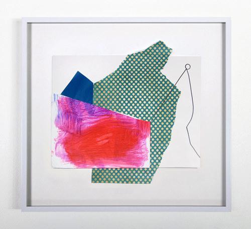 , 'Abstract Interior 2,' 2012, Matthew Rachman Gallery