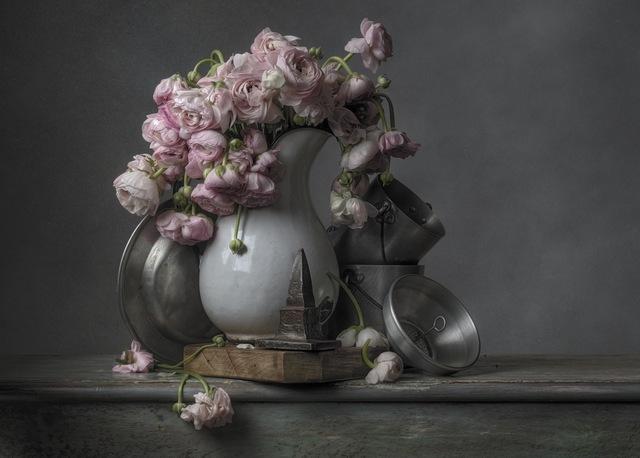 , 'Flowers XXXIb,' 2015, Galleria del Cembalo