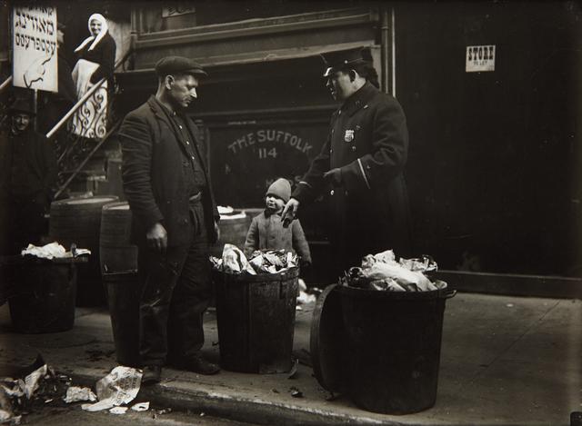 Lewis Wickes Hine, 'New York City', ca. 1910, Phillips