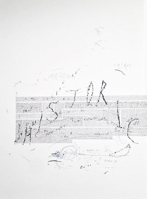 , 'Untitled,' , 80M2 Livia Benavides