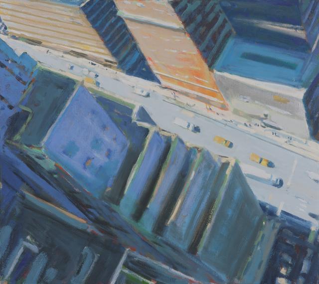 David Kapp, 'Madison Avenue', 2016, Alpha Gallery