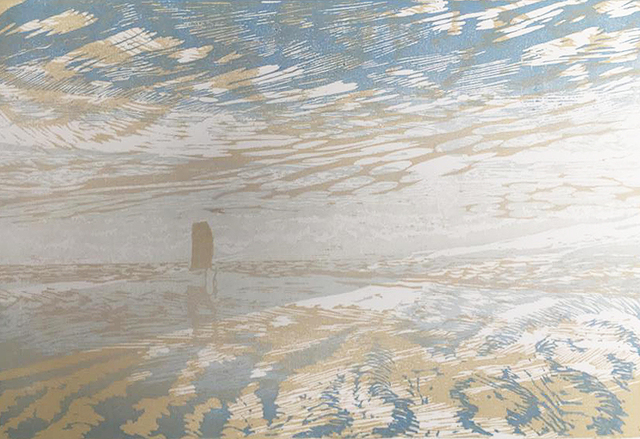 , 'Sky Sea Sand,' , Circle Contemporary