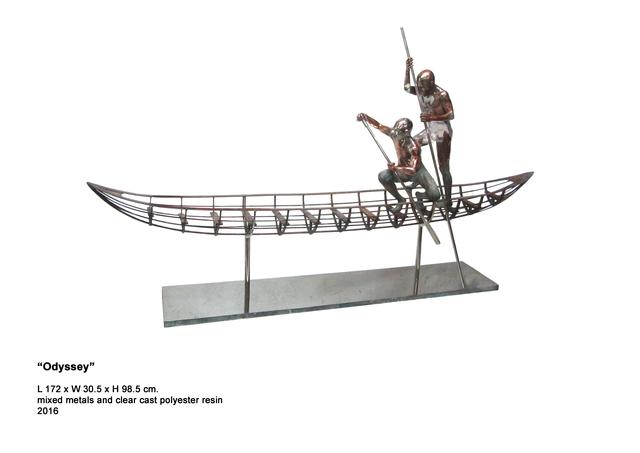 , 'Odyssey,' 2016, YOD Gallery