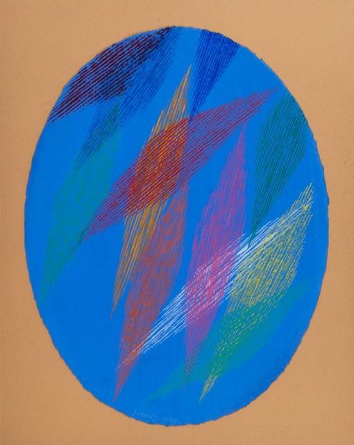 Piero Dorazio, 'Composition', 1989, Finarte