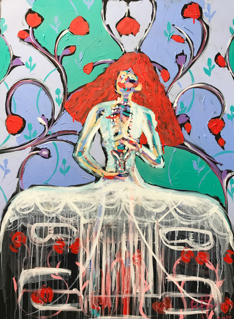 , 'Her Spirit,' 2017, Maddox Gallery