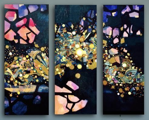 , 'Kaleidoscope,' 2016, Bitfactory Gallery