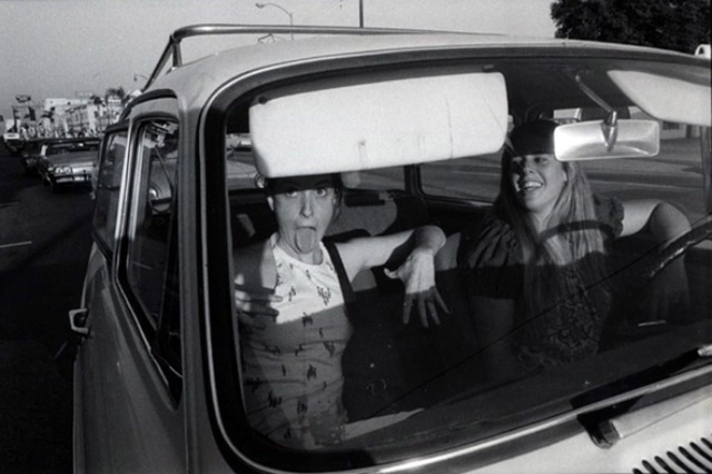 , 'Untitled (from the series People in Cars),' 1970, Robert Mann Gallery