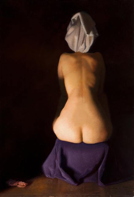 , 'Nude Back,' , IX Gallery
