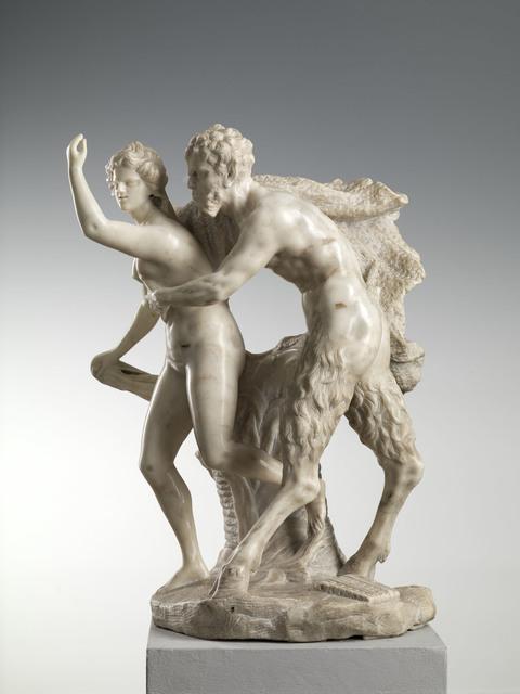 , 'Pan and Syrinx,' Early 18th Century, Brun Fine Art