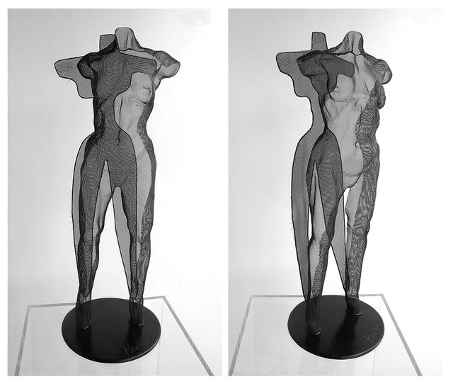 , 'Two Play,' 1996, Nikola Rukaj Gallery