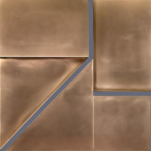 , 'Orthogonal Construction 7,' 2009, Leila Heller Gallery