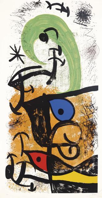 Joan Miró, 'La Meneuse de lune', 1975, Christie's