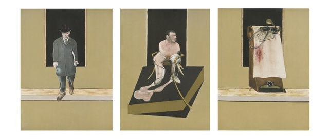 , 'Triptych 1986-87,' 1987, Marlborough London