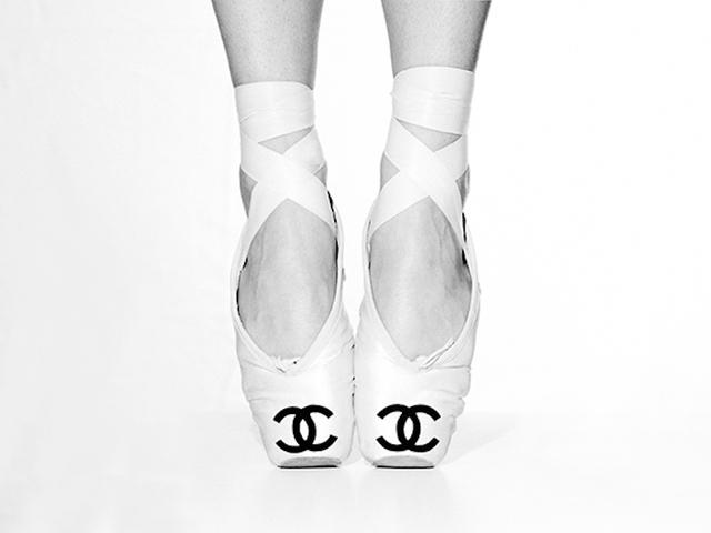 , 'Chanel Ballet,' 2014, Imitate Modern